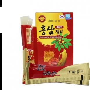 Thạch Collagen Hồng Sâm